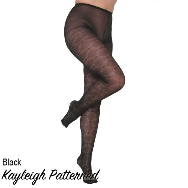 Kayleigh Patterned Tights