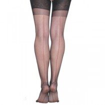 Romance Seamed Stockings