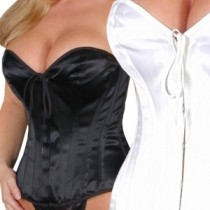 Shaped Cup Corset